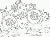 Coloring Book Pages Of Monster Trucks Free Printable Monster Truck Coloring Pages for Kids