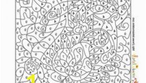 Coloring by Number for Everyone 15 Best Color by Numbers Patterns Images
