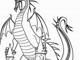 Coloring How to Train Dragon Disney Coloring Pages Aurora Maleficent Dragon