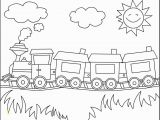 Coloring Image Of A Train Pin On Coloring Worksheets