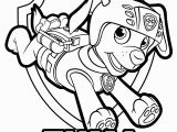 Coloring In Pages Paw Patrol Paw Patrol Coloring Pages