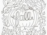 Coloring In Pages to Print Falling Leaves Coloring Pages Luxury Fall Coloring Pages for