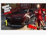"Coloring Iron Man Xbox One Revealed Rockstar Iron Man Red Paint Job ""new Gta Online"