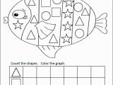 Coloring Number Of A Graph Shapes Graphing Activity Fish