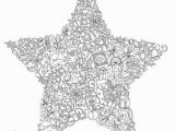 Coloring Page Christmas Star Pin by Lynn toennessen On Adult Coloring Pages