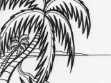 Coloring Page Coconut Tree Pin by Blogger On 2020 Coloring Pages