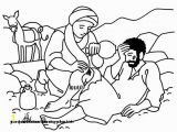 Coloring Page Good Samaritan the Good Samaritan Story for Kids 24 Good Samaritan Coloring Page