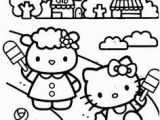 Coloring Page Hello Kitty Flowers 227 Best Coloring Hello Kitty Images