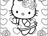 Coloring Page Hello Kitty Flowers the Domain Name Strikerr is for Sale