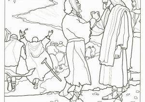 Coloring Page Jesus Heals Ten Lepers Ten Lepers Coloring Page Coloring Pages Coloring Pages