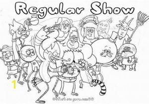 Coloring Page Maker Online Free Printable Cartoon Network Regularshow Coloring Pages for