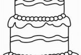 Coloring Page Of A Birthday Cake 18 Best MÅ Narozeniny Images On Pinterest