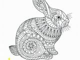 Coloring Page Of A Rabbit Rabbit Coloring Page Rabbit Coloring Page for Adult and Children