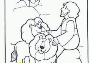 Coloring Page Of Daniel In the Lion S Den 13 Best Daniel and the Lions Den Images On Pinterest