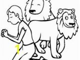 Coloring Page Of Daniel In the Lion S Den Daniel and the Lions Den Picture Coloring Page Netart