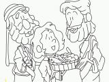 Coloring Page Of Jesus Feeding the 5000 Jesus Feeds 5000 Coloring Page Coloring Home