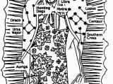 Coloring Page Of Our Lady Of Guadalupe Free Printable Our Lady Guadalupe Coloring Page Perfect