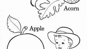 Coloring Page Of the Letter A Alphabet Coloring Pages Letter A