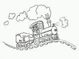 Coloring Page Watering Can Ausmalbilder Eisenbahn