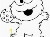 Coloring Pages Baby Cookie Monster 201 Best & Tv Shows Coloring Pages Images