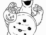 Coloring Pages Baby Cookie Monster Cookie Monster Cookie Monster Sesame Street Letter C