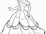 Coloring Pages Belle Princess Belle Coloring Pages Bell Princess Coloring Page Free Printable