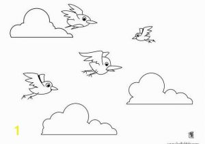 Coloring Pages Birds Flying Flying Birds Coloring Page Nice Bird Coloring Sheet More original