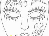 Coloring Pages Carnival Masks 7 Best Italy Pavillion Images