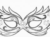 Coloring Pages Carnival Masks Black and White Masquerade Masks Clip Artmask Clip Art
