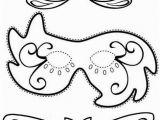 Coloring Pages Carnival Masks Tutoriais Moldes E Re Enda§µes Para Vocª Criar Sua