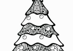 Coloring Pages Christmas Tree Printable Free Printable Christmas Tree Coloring Pages with Images