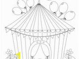 Coloring Pages Circus Tent Imágenes Fotos De Stock Y Vectores sobre Umbrella Coloring