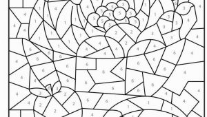 Coloring Pages Color by Number Hard Difficult Color by Number Printables Coloring Home