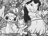 Coloring Pages Disney Lilo and Stitch Chaque Pi¨ce Est Unique En son Genre Dessiné Par Mes soins