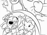 Coloring Pages Disney Lilo and Stitch Lilo Og Stitch Tegninger Til Farvel¦gning 31