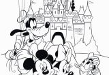 Coloring Pages Disney Mickey Mouse Free Children S Colouring In в 2020 г с