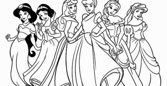 Coloring Pages Disney Princess Printable Disney Princess Coloring Pages Mit Bildern