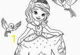 Coloring Pages Disney Princess sofia Ausmalbilder Prinzessin sofia Ideen Schön Princess sophia