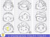 Coloring Pages Disney Tsum Tsum Tsum Tsum Coloring