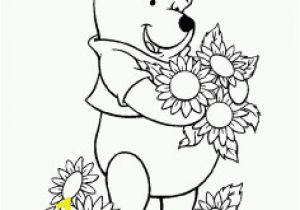 Coloring Pages Disney Winnie the Pooh Malvorlage Winnie the Pooh Zum Ausmalen Für Kinder – Color
