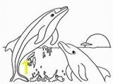 Coloring Pages Dolphins top 20 Free Printable Dolphin Coloring Pages Line