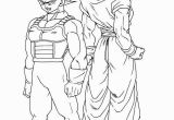 Coloring Pages Dragon Ball Z Coloriage Dragon Ball Za Imprimer