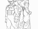 Coloring Pages Dragon Ball Z Coloriage Dragon Ball Za Imprimer