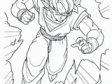 Coloring Pages Dragon Ball Z Goku Coloring Pages In 2020 with Images