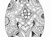 Coloring Pages Easter Eggs Printable Pin Auf Ausmalbilder Mandala
