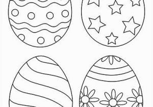 Coloring Pages Easter Eggs Printable Pin Auf Craft Ideas