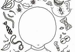 Coloring Pages Face Parts Coloring Pages Face Parts