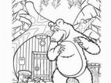 Coloring Pages for 13 Year Olds 22 Best Masha and the Bear Coloring Sheets Images