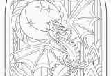 Coloring Pages for Adults Animals Adult Coloring by Number Di 2020