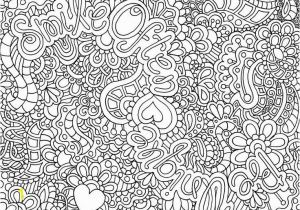 Coloring Pages for Adults Difficult Flower Hard Coloring Pages